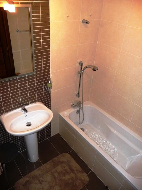 Vista Apartment Bathroom