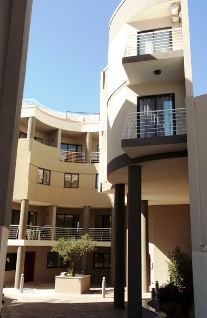 Vista Entrance