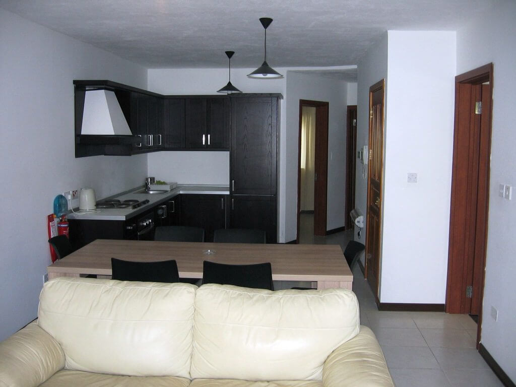 Shared self-catering apartment