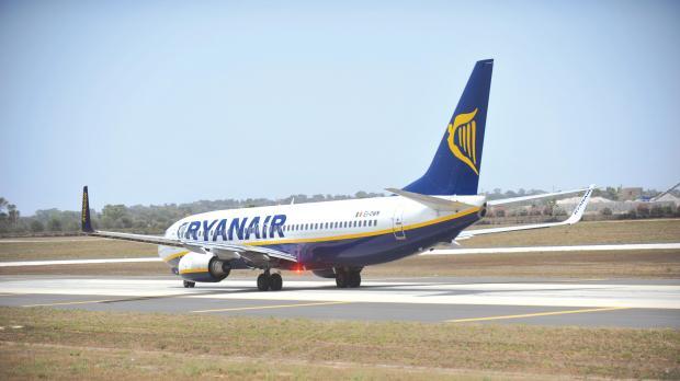 ryanair cheap flights to Malta