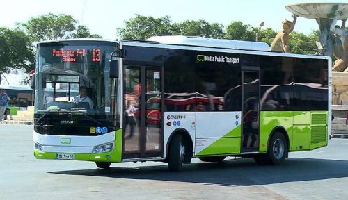 Public transport in Malta-Buy a bus card to save on fares