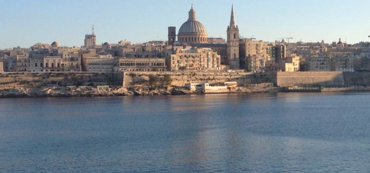 Valletta Grand Harbour