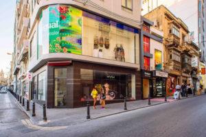shopping in Sliema