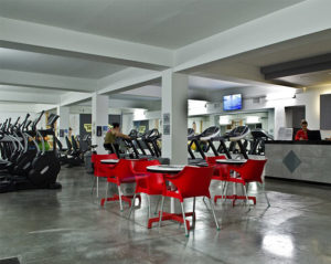 Well equipped gym in San Gwann