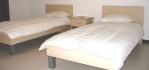 Shared apartment Sliema Bedroom
